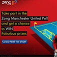 Zong Manchester United Poll